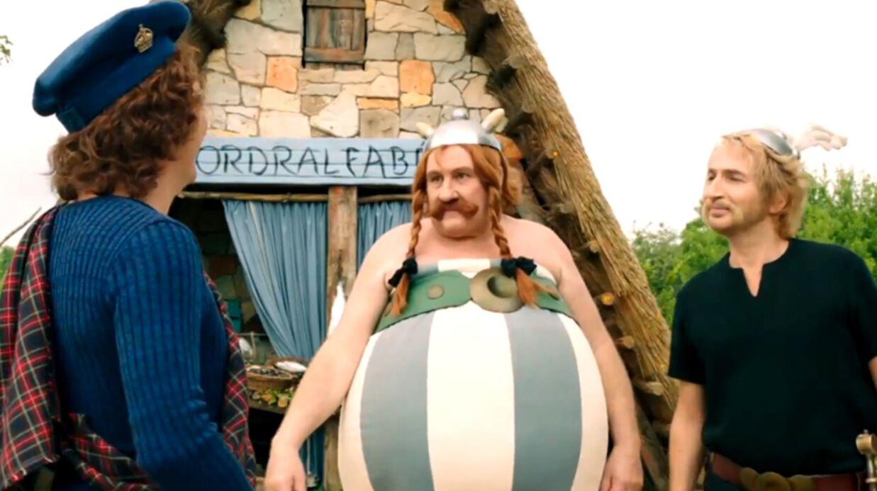 Gérard Depardieu: «Plus ça va, plus je ressemble à Obélix»
