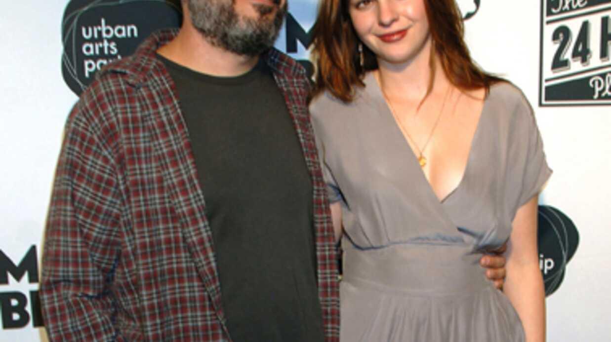Amber Tamblyn (Dr House) a épousé  David Cross (Arrested Development)