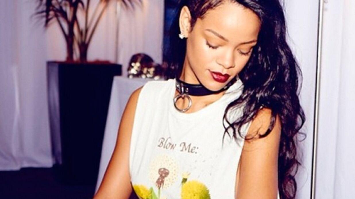 Rihanna, ancienne souffre-douleur de ses camarades de classe