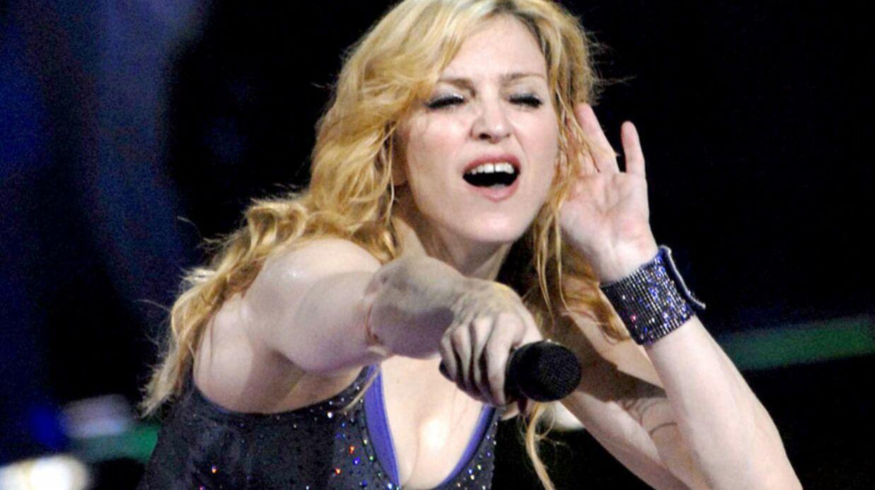 Madonna traînée en justice par sa voisine