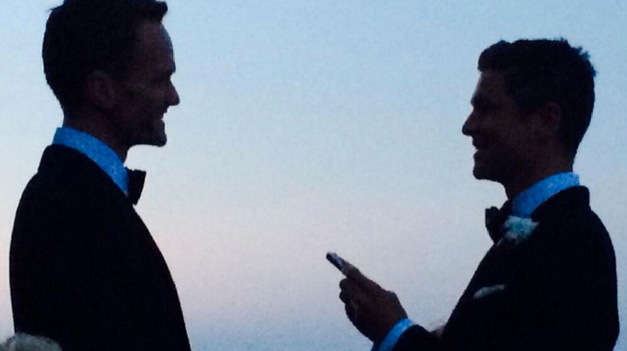 Neil Patrick Harris (How I met your mother) a épousé son fiancé