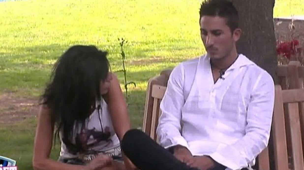 Secret Story 8: Les habitants choqués face à Nathalie et Vivian en couple