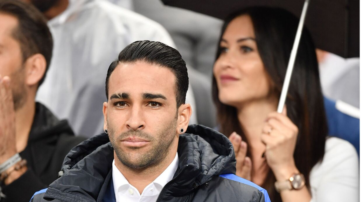 Adil Rami: sa compagne Sidonie Biémont a donné naissance à leurs jumeaux