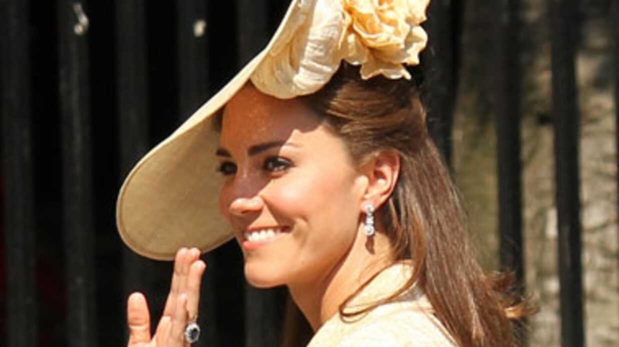 LOOK Kate Middleton au mariage de Zara Phillips