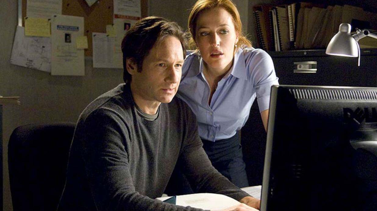 Gillian Anderson et David Duchovny (X-Files) ensemble?