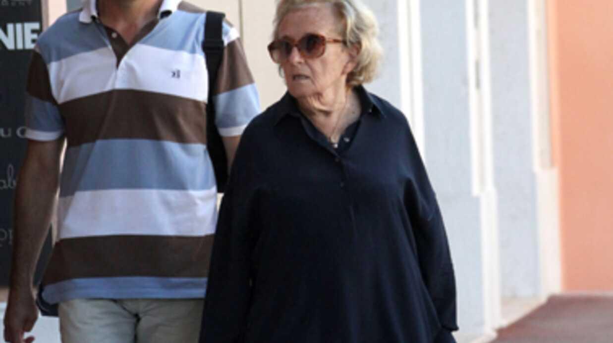 Bernadette Chirac pousse un coup de gueule