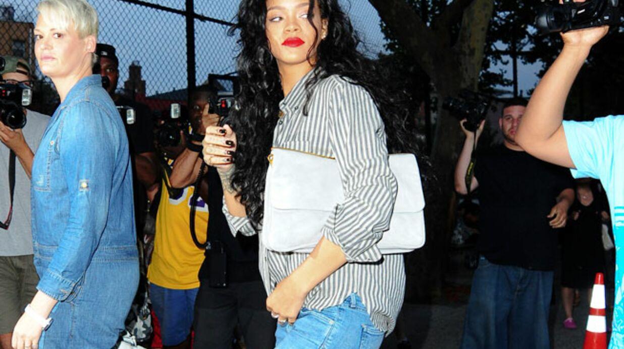 Rihanna voudrait acheter un club de foot