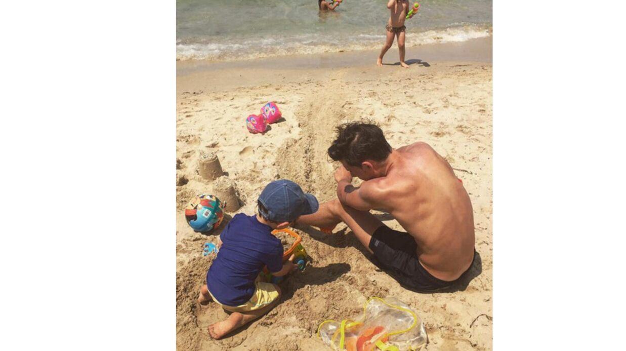 Gad Elmaleh: son fils Noé publie une touchante photo avec son petit frère, Raphaël