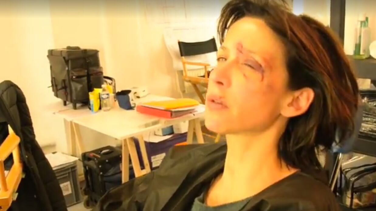VIDEO Sophie Marceau: l'actrice dévoile le making-of de La Taularde, son nouveau film
