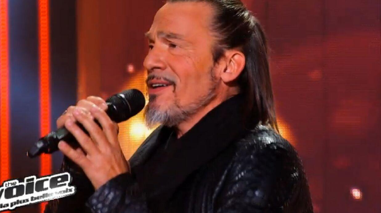 Florent Pagny, fort du succès de The Voice, sort un nouvel album