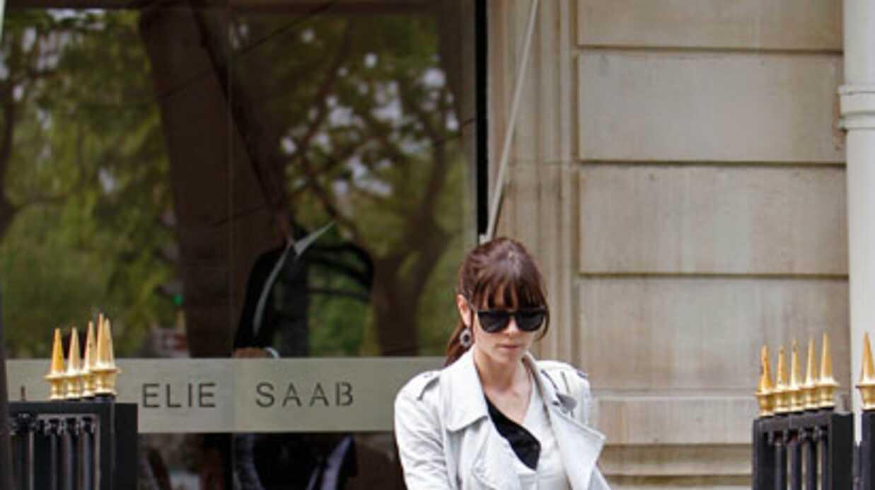 PHOTOS Jessica Biel: à la recherche de sa robe de mariée