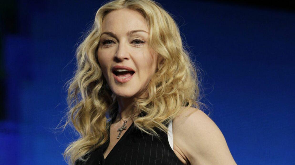 Madonna soutient la communauté gay en Russie