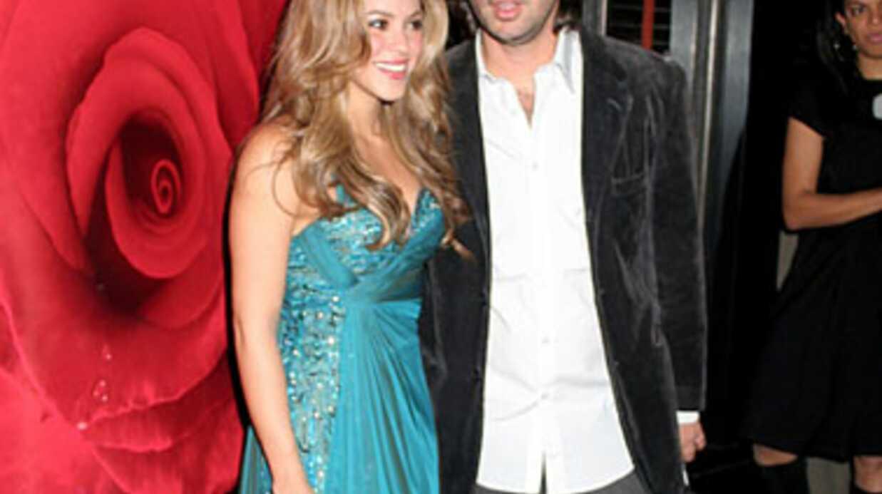 L'ex de Shakira lui réclame 100 millions de $, elle contre-attaque
