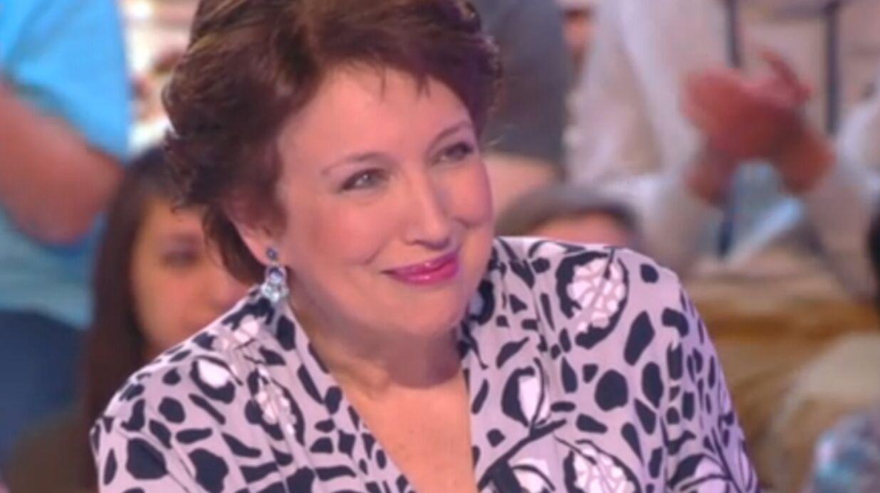 Roselyne Bachelot ironise sur Lio et sa sortie sans maquillage