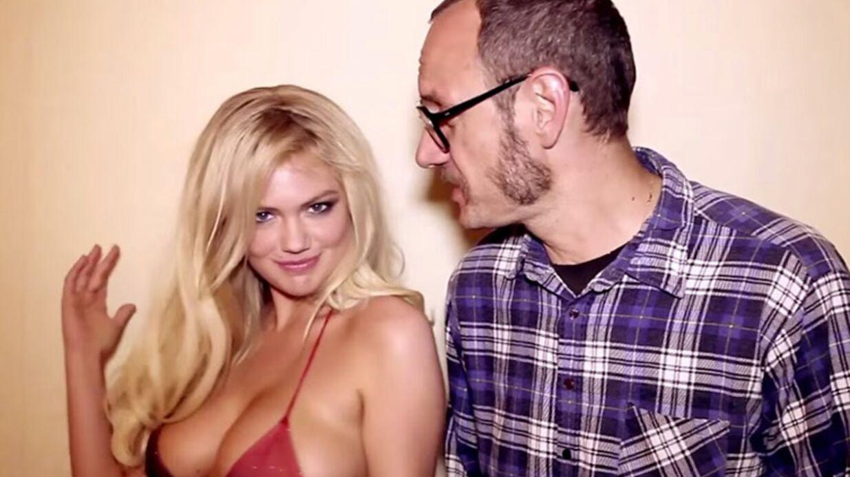La vidéo hot que Kate Upton aurait préféré garder pour elle