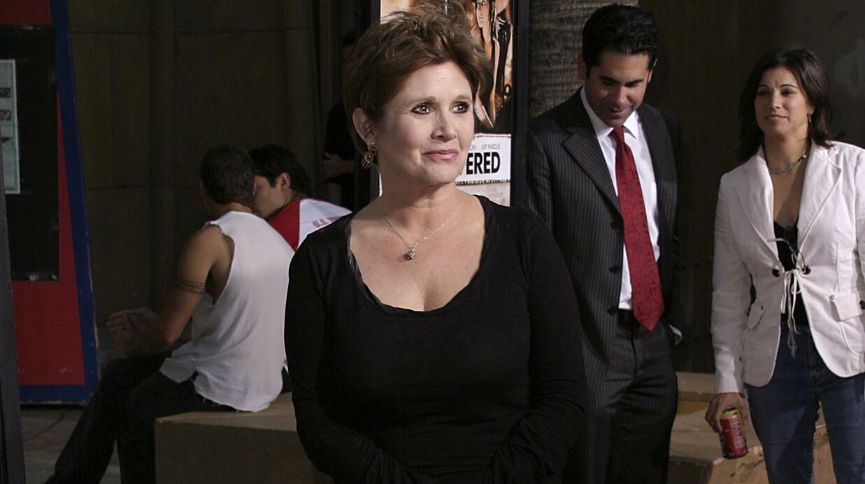 Carrie Fisher: son frère affirme qu'elle apparaîtra dans l'épisode 9 de Star Wars