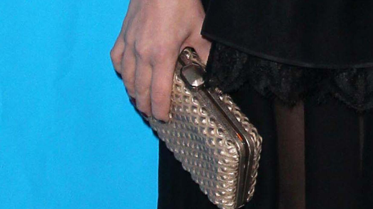LOOK Diane Kruger sublime en robe en dentelle noire