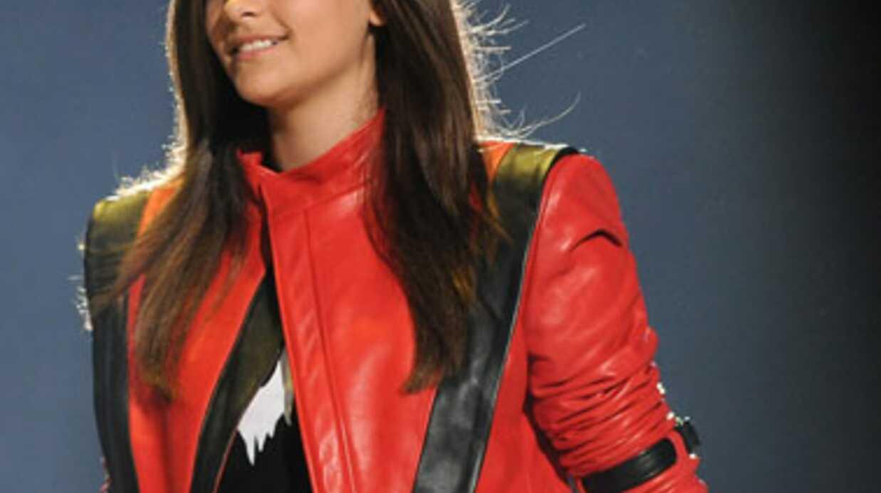 Paris Jackson: la fille de Michael Jackson actrice à 13 ans