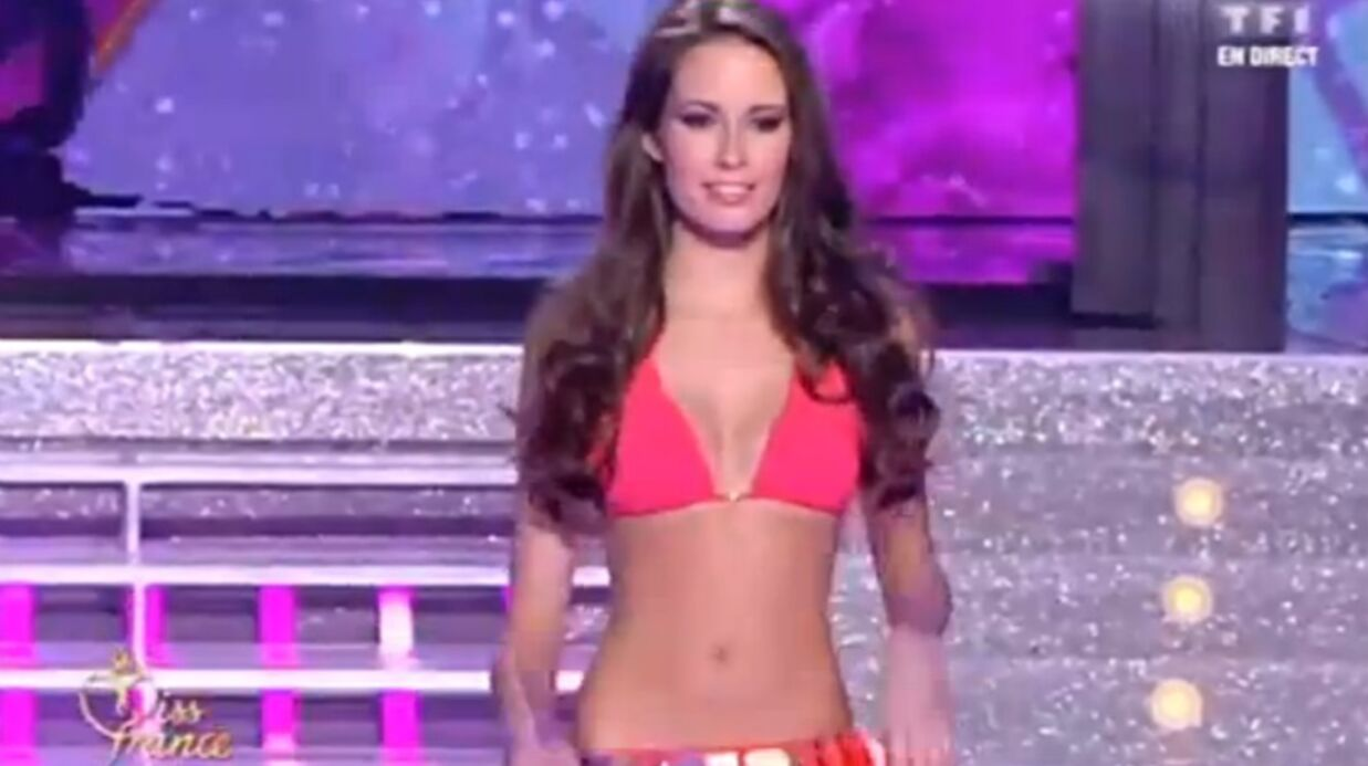 Miss France 2013 : les photos du passage en maillot de bain et bikini