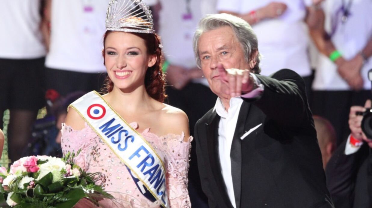 Miss France : Alain Delon épingle le public