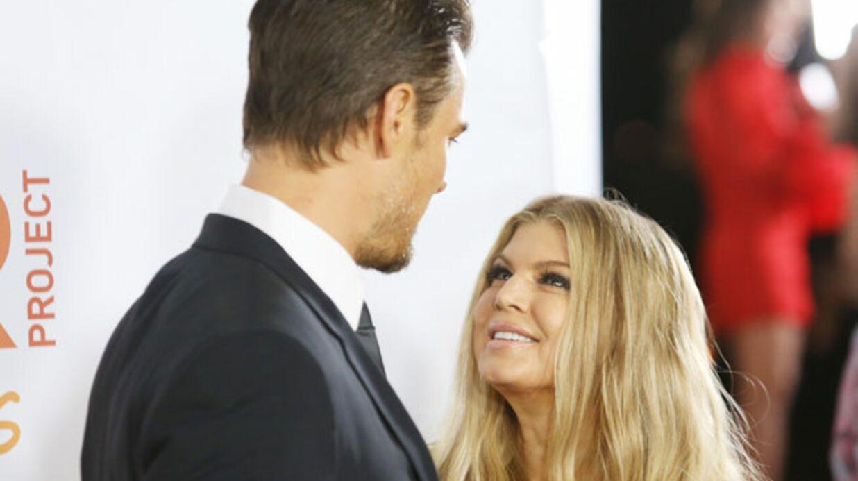 Fergie dit (déjà) adieu aux kilos de grossesse!