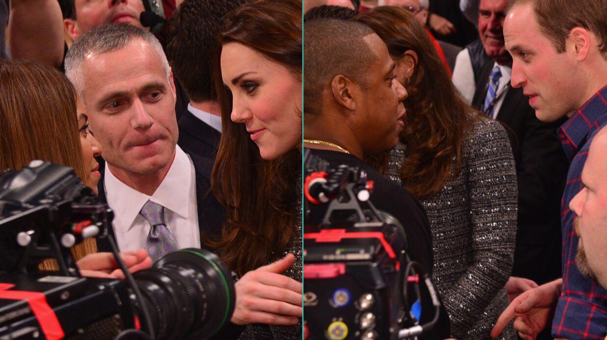 PHOTOS William et Kate: leur rencontre avec Beyoncé et Jay-Z à New York