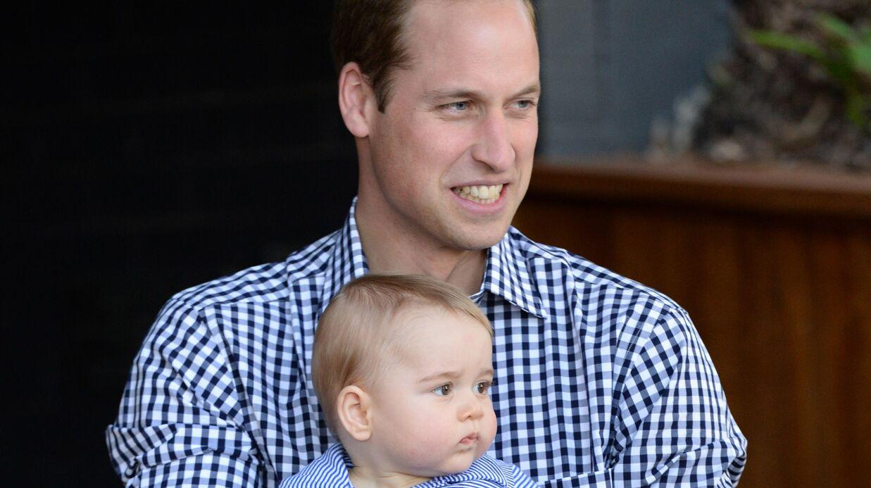 Emu par la naissance de son enfant, le prince William avait oublié de demander le sexe