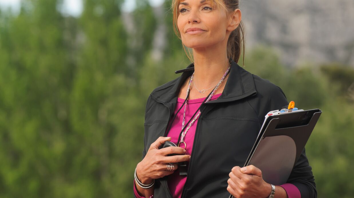 Ingrid Chauvin dans Rumeurs: «Me remettre à travailler était devenu vital»