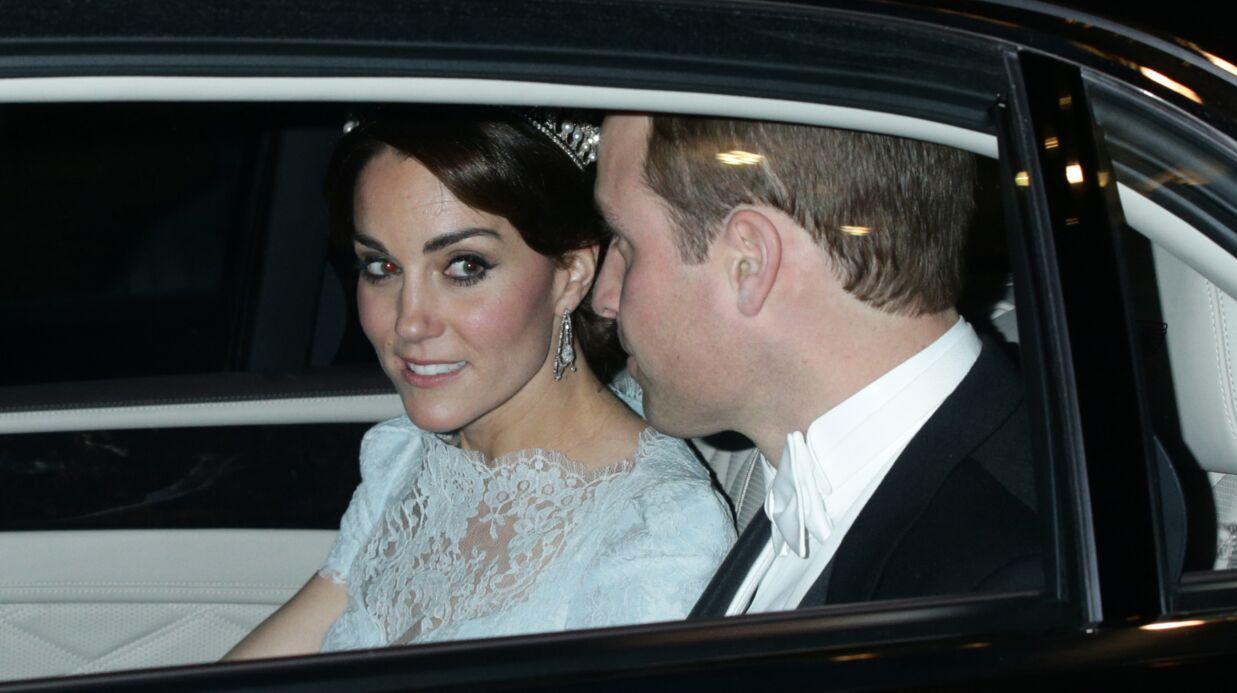 PHOTOS Kate Middleton porte la tiare de Lady Diana pour la première fois