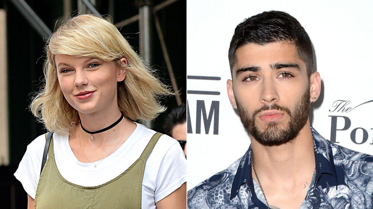 Taylor Swift et Zayn Malik sortent un duo surprise!