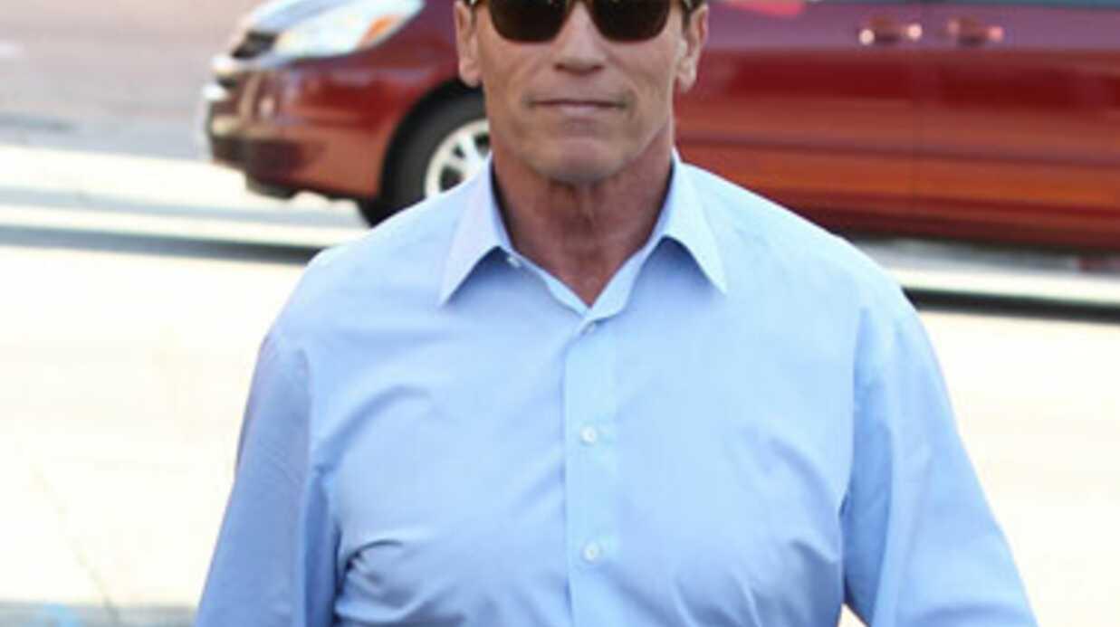PHOTO Arnold Schwarzenegger et Stallone hospitalisés ensemble