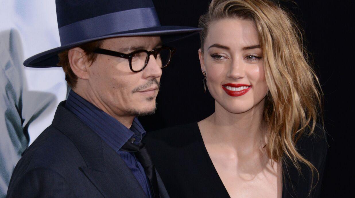 Johnny Depp et Amber Heard: les détails de leur mariage aux Bahamas