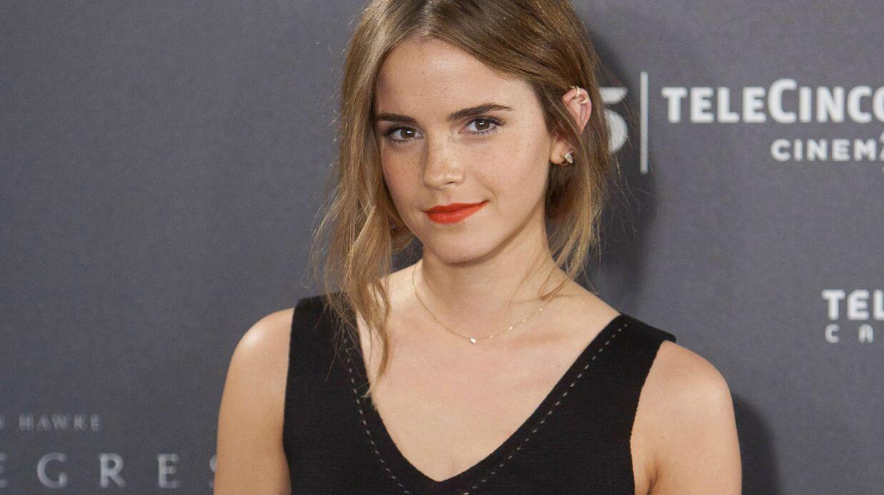 Emma Watson en couple avec un homme de dix ans de plus qu'elle