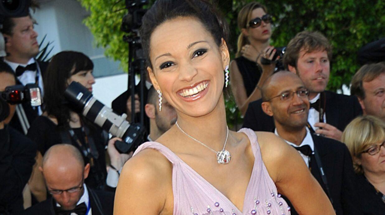 Cindy Fabre, alias Miss France 2005, est devenue maman