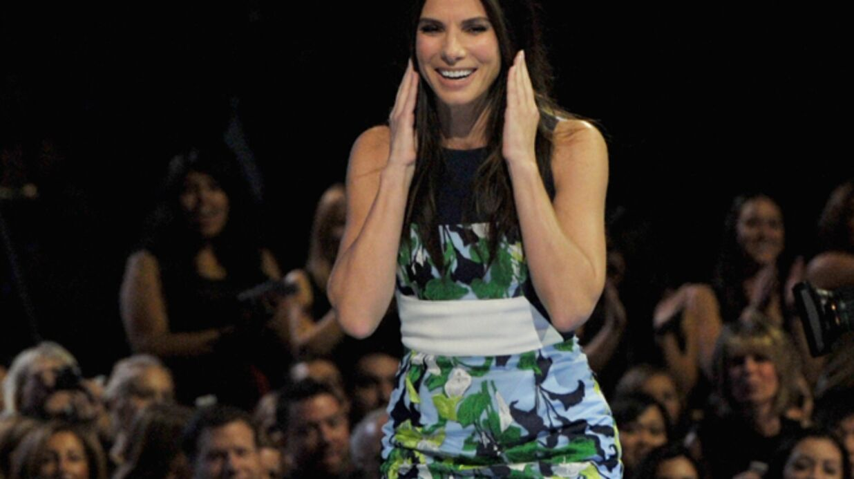 Palma­rès des People's Choice Awards 2014 : Sandra Bullock et Justin Timber­lake raflent tout