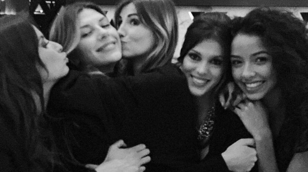 PHOTOS Neuf Miss France sur leur 31 pour dîner ensemble