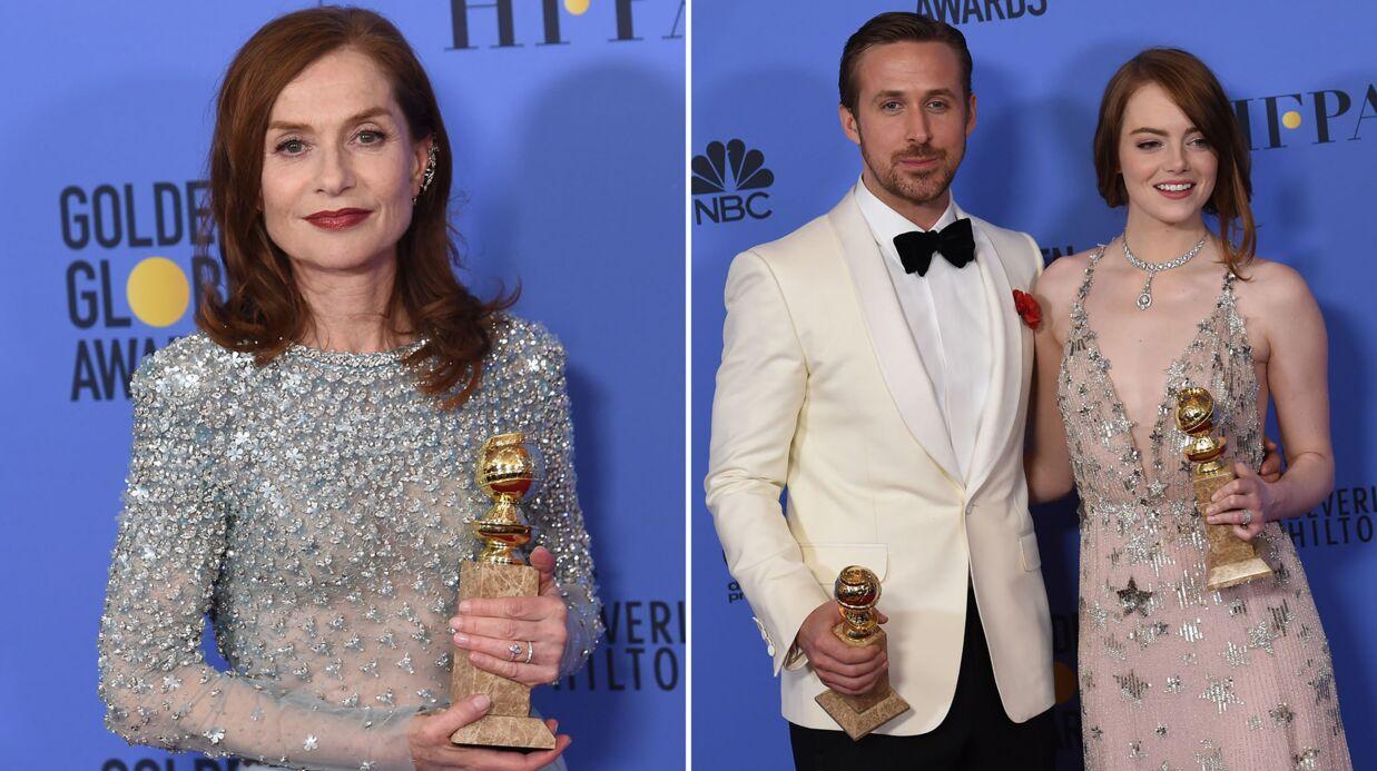 Golden Globes 2017: Isabelle Huppert récompensée et l'intégralité du palmarès