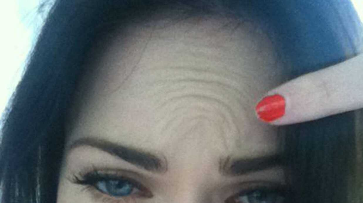 PHOTOS Megan Fox sans Botox®