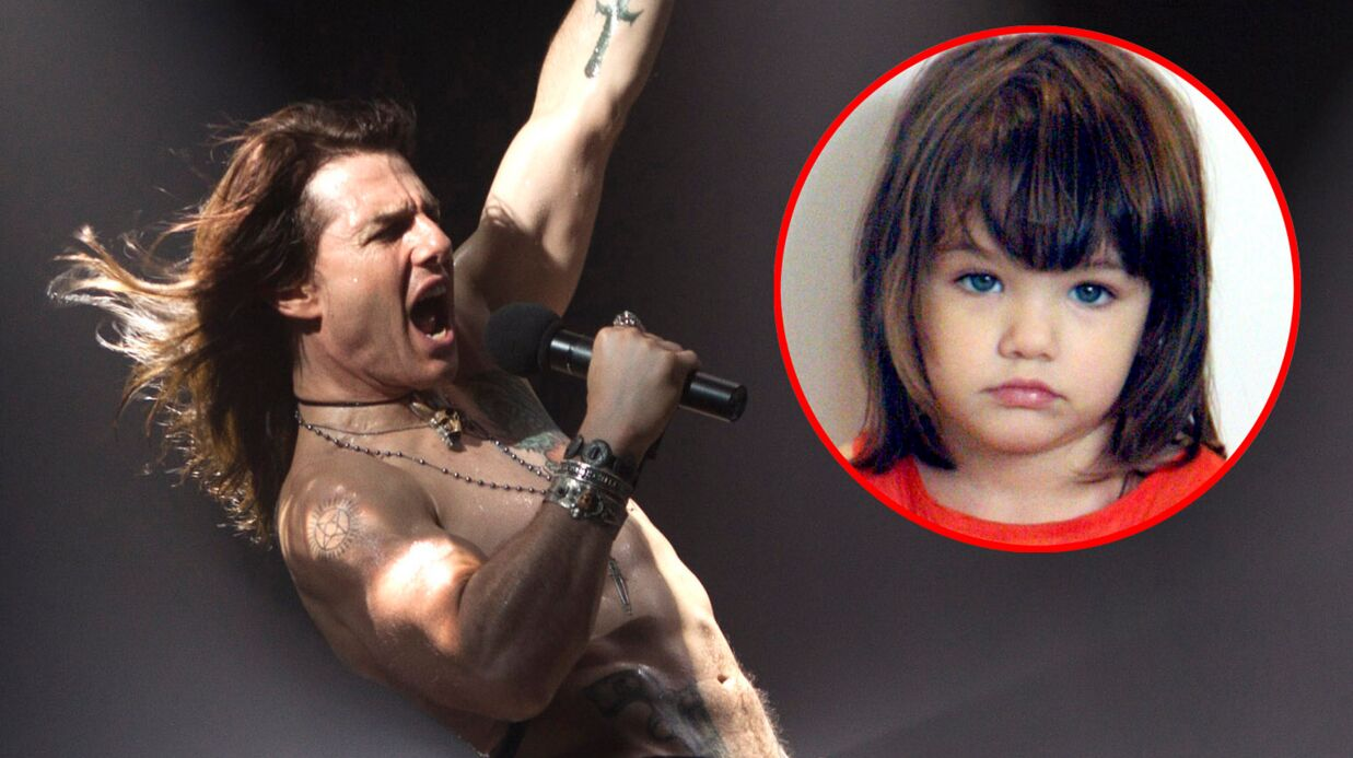 Tom Cruise: sa fille Suri Cruise dans Rock of Ages?