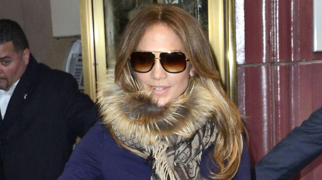 Jennifer Lopez productrice d'une série sur des lesbiennes!