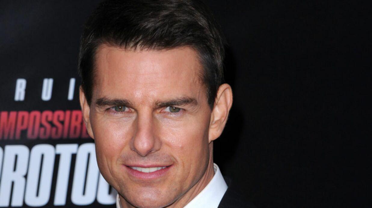 Jeune Tom Cruise, «se promenait dans la maison avec un petit string»