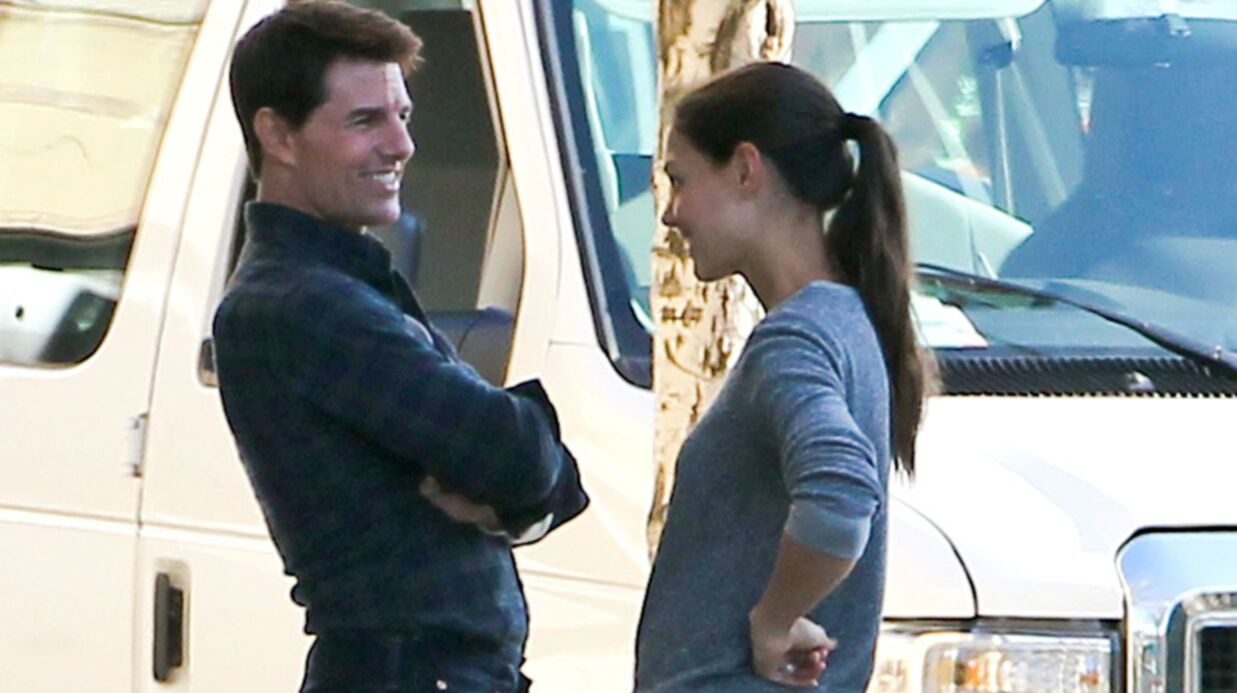 Katie Holmes & Tom Cruise : accord sur le divorce