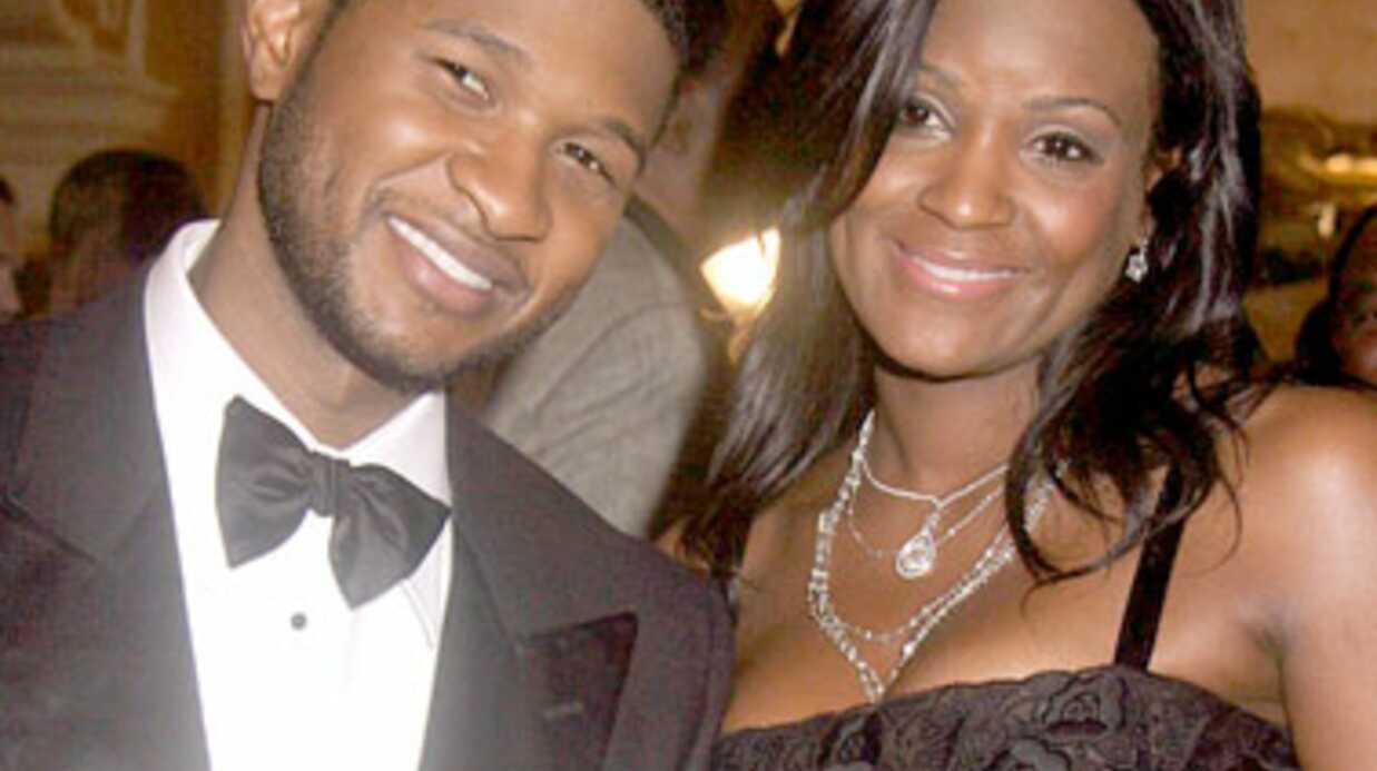 Usher: son beau-fils de 11 ans en état de mort cérébrale