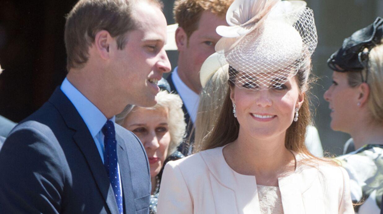 L'enfant de Kate et William sera prince ou princesse de Cambridge