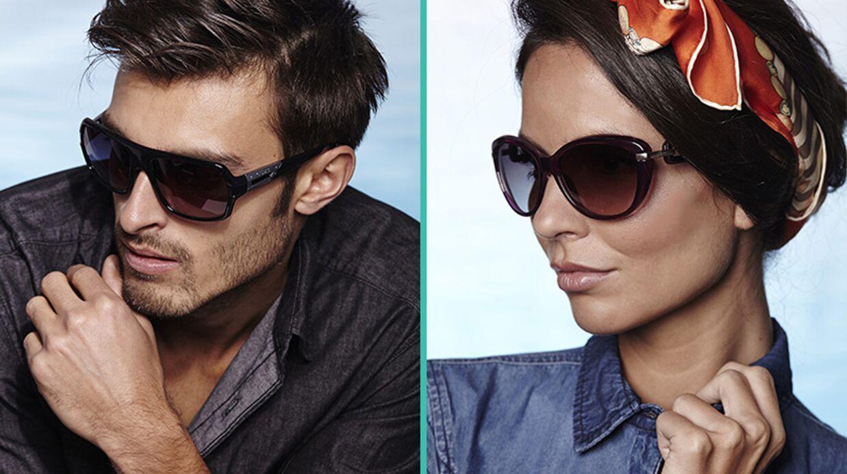 Offrez-vous des lunettes de soleil Guess grâce à la boutique Voici-Showroomprivé