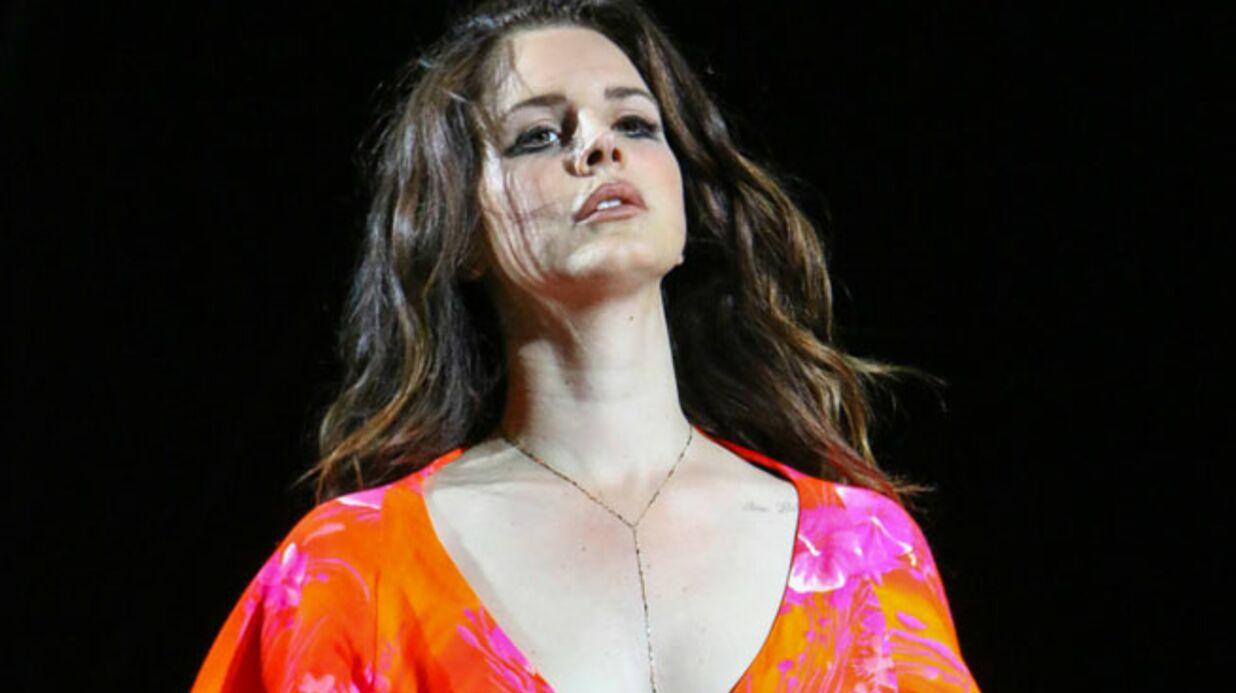 Lana Del Rey souffre d'une maladie inconnue