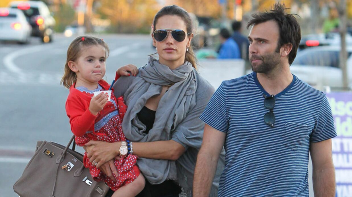 Alessandra Ambrosio: le top donne naissance à un fils