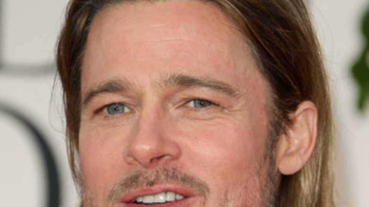 Brad Pitt devient l'égérie d'un parfum… féminin