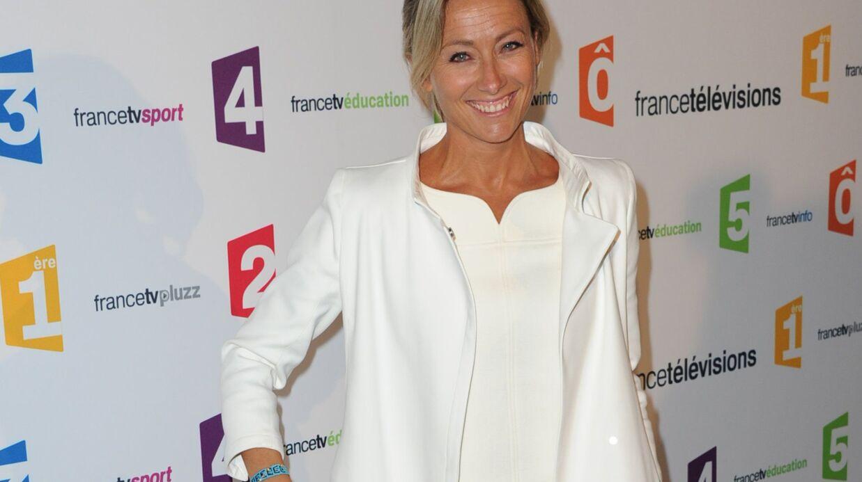 VIDEO Anne-Sophie Lapix gênée en découvrant un sextoy offert par Brigitte Lahaie