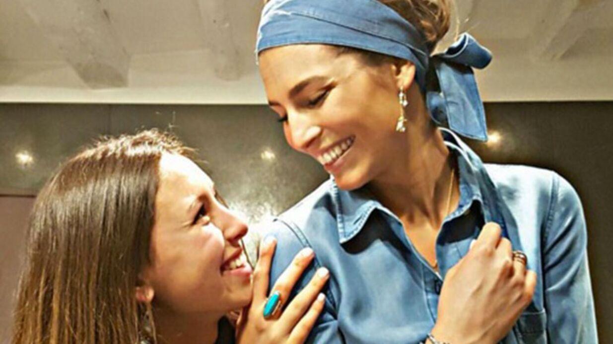 PHOTO Laury Thilleman et Julie, sa petite sœur: duo complice et déjanté